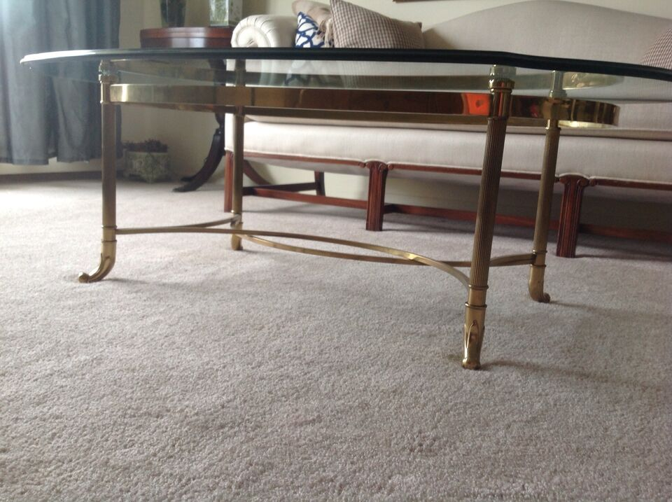 glass top brass coffee table coffee tables london kijiji