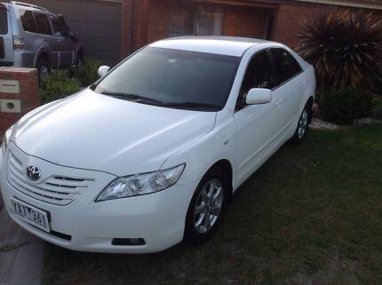 2008 Toyota Camry ATEVA - Excellent Condition - Lady 2nd owner Mount Eliza Mornington Peninsula Preview