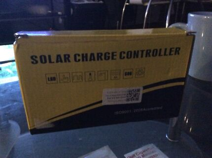 Solar charge controller PWM 60 AMPS 12 or 24 volt regulator NEW Currumbin Waters Gold Coast South Preview