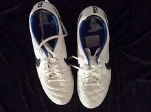 USED NIKE TIEMPO SOCCER BOOTS Epping Ryde Area Preview