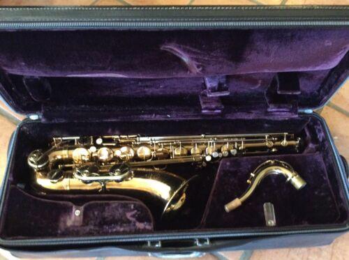 Vintage 1969 Selmer Mark VI Tenor Saxophone Gorgeous Condition