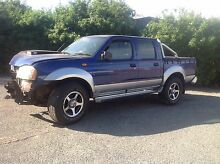 Nissan Navara D22 V6 PARTS ONLY  Kelmscott Armadale Area Preview