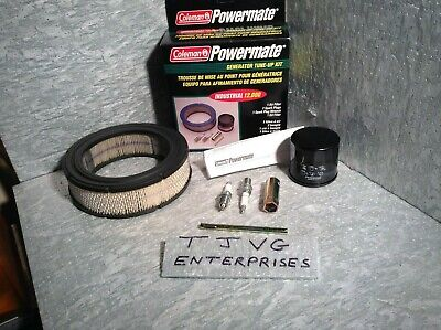 Coleman Powermate Pa0650093 Generator Tune Up Kit 12000 Watt