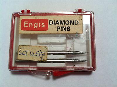 Engis Diamond Wheel Dressing Taper Pin Glt12512