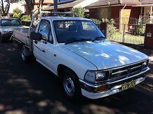 Toyota Hilux ute Homebush West Strathfield Area Preview