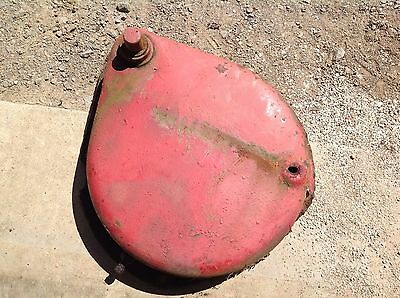 Used Farmall H Brake Housing Ih Part No. 48549dax Fits Left Side