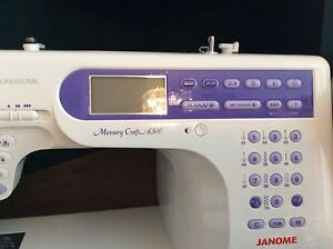 Janome quilting sewing machine  London Ontario image 3