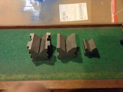 Three V Blocks