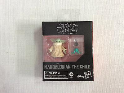 Star Wars Black Series Mandalorian The Child Baby Yoda Grogu 1in. Action Figure