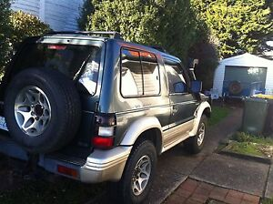 1992 Mitsubishi Pajero SWB Devonport Devonport Area Preview