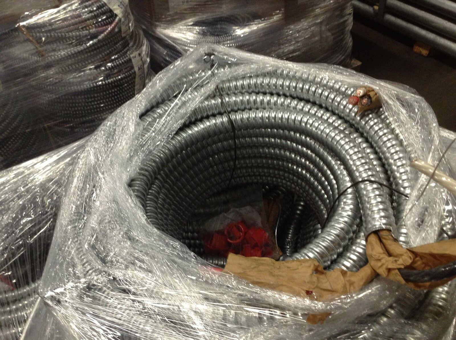 500 10 2 Mc Metal Clad American S Armor Conductors Copper