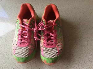 Girls Asics Noosa Gel Tri Running Shoes Stirling Stirling Area Preview