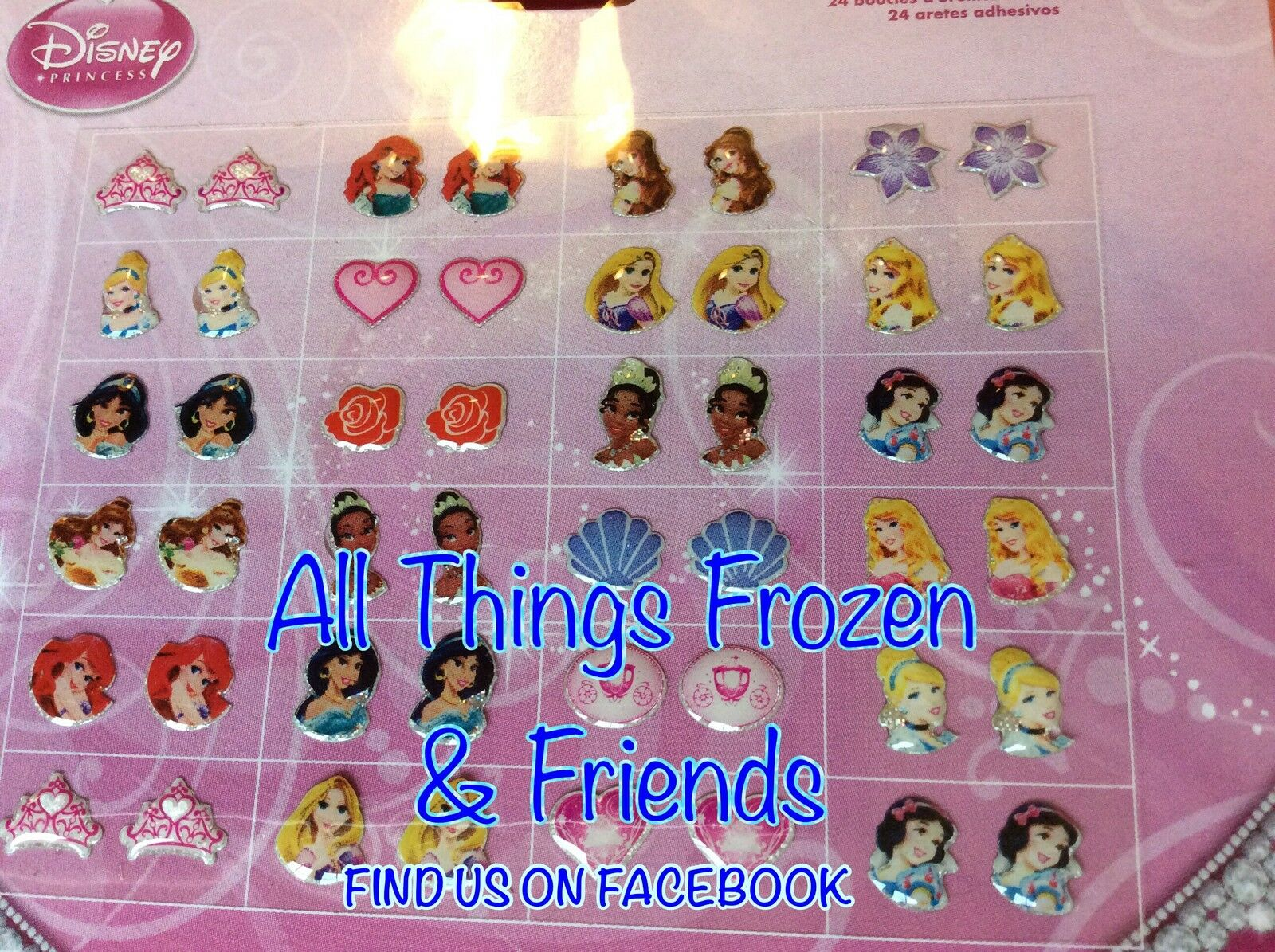 FairyPinkBob / All Things Frozen