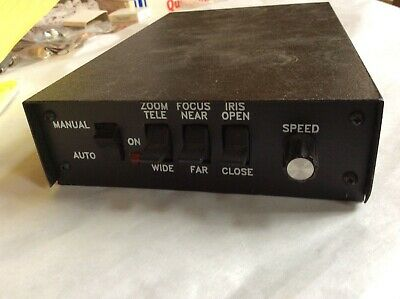 Pelco Tc6106lz Switcher - Camera Control Box For Cctv Only0505