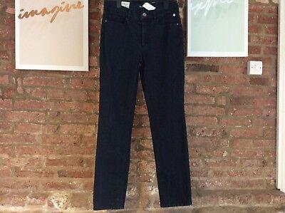 Atelier Gardeur INGA straight leg women's jeans DARK BLUE INDIGO UK 10