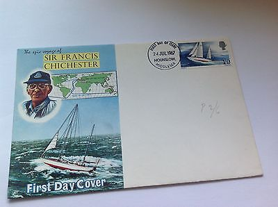 1967 Chichester  first day cover