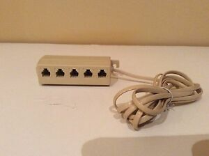 Home phone splitter