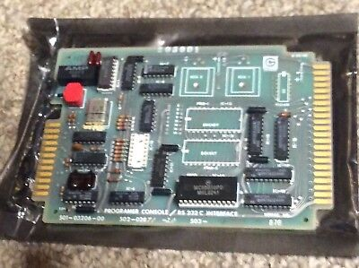 Giddings Lewis 501-03206-00 502-02871-20 programming console