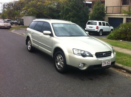 Subaru outback rwc rego Carina Brisbane South East Preview