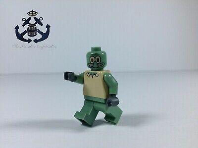 Lego Spongebob Squarepants Minifigure - Squidward bob003 Krusty Krab