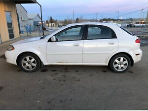2005 Chevy Optra Hatchback
