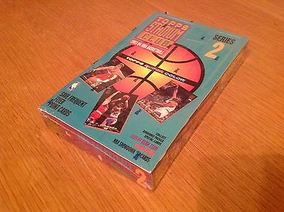 UNOPENED BOX NBA TOPPS STADIUM CLUB 1993-4 SERIES 2 BASKETBALL TRADING CARDS