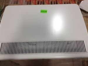 New panel convection heaters at Waterloo restore