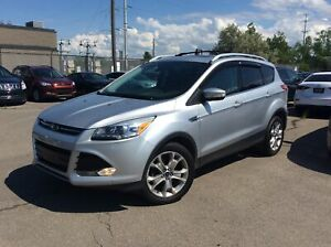 2016 Ford Escape Panoroof| Leather |Navigation| 4wd| 2.0L Eco|
