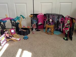 Monster high party set