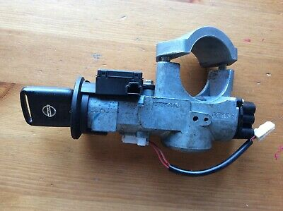 Nissan Micra K12 Ignition barrel lock N0502823