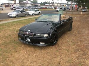 1994 BMW 325i Convertible 6 Cyl Auto Top Condition Modern Classic
