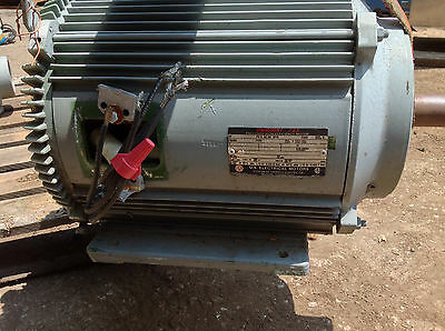 Us Electric 15hp 3 Ph Motor Unimount 125 254tc 3540 Rpm