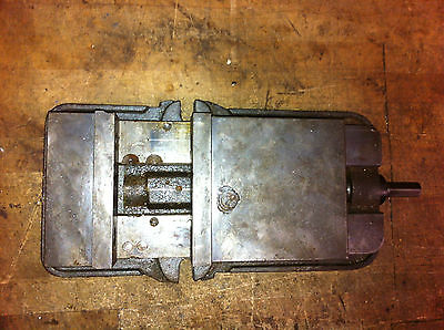 Heavy Duty 6 Milling Machine Vise For Bridgeport