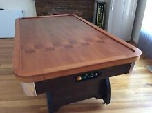 Pool table 8ft x 4ft with accessories Bentleigh East Glen Eira Area Preview