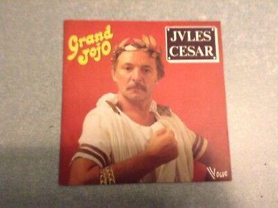 Disque vinyle 45 tours /grand jojo, jules césar