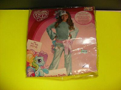 MY LITTLE PONY RAINBOW DASH CHILD HALLOWEEN COSTUME MEDIUM - My Little Pony Rainbow Dash Costume Child