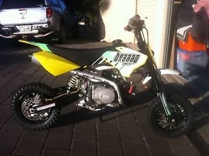 Braaap 88cc Pit Bike Port Lincoln Port Lincoln Area Preview