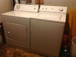 Inglis XL washer and dryer