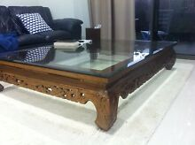 Big, beautiful and bold coffee table Carina Brisbane South East Preview
