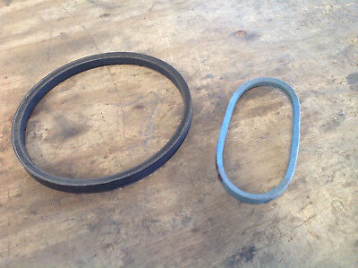 New Farmall Cub Fan Belt And Generator Belt Set