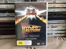 Back to the Future - The Trilogy Heritage Park Logan Area Preview