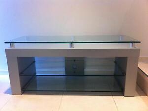 Glass Top TV Table Paddington Brisbane North West Preview
