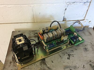 Yaskawa Motoman Robot Power Supply Module, JZNC-MTU4-3, Used, Warranty