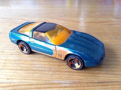 Chevrolet CORVETTE '80 (Redline) Hotwheels 1982 COLLECTOR Good Condition !