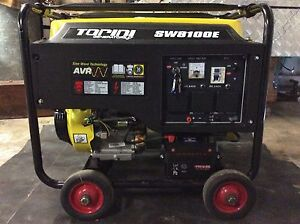 Torini 8.1KVA Generator, Brand new condition. Boyne Island Gladstone City Preview