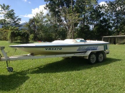 Ski Boat Magnum 308 Tully Cassowary Coast Preview