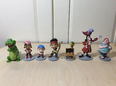 Disney~Jake & the Neverland Pirates~Cake Toppers~Figures