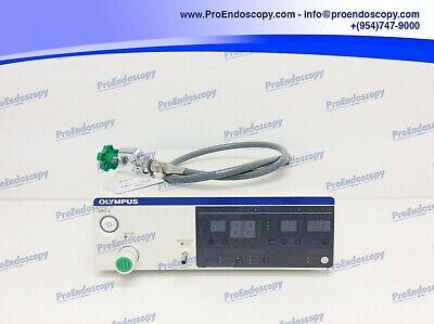 Olympus Uhi-4 Laparoscopic Insufflator W Maj-1080 Yolk