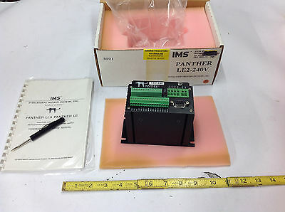 Ims Panther Le2 240vac Input Microstepper Driver Controller. New In Box