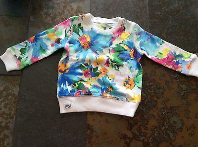 Ralph Lauren  Baby Girls Sweatshirt size 9 m
